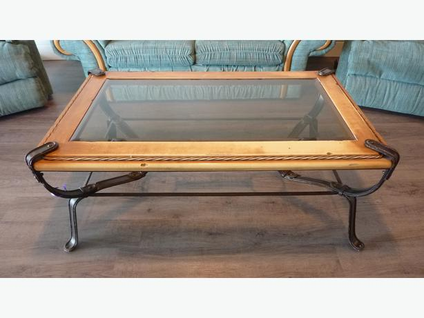 Coffee table crofton cowichan for Coffee table 48 x 30