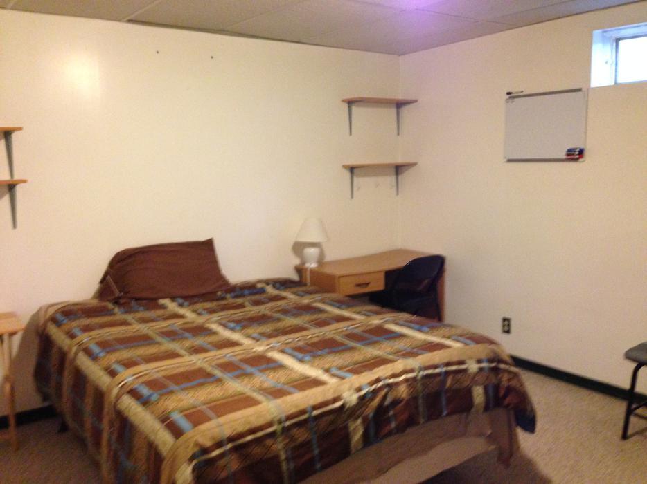 Furnished Two Bedroom Basement Suite Central Regina