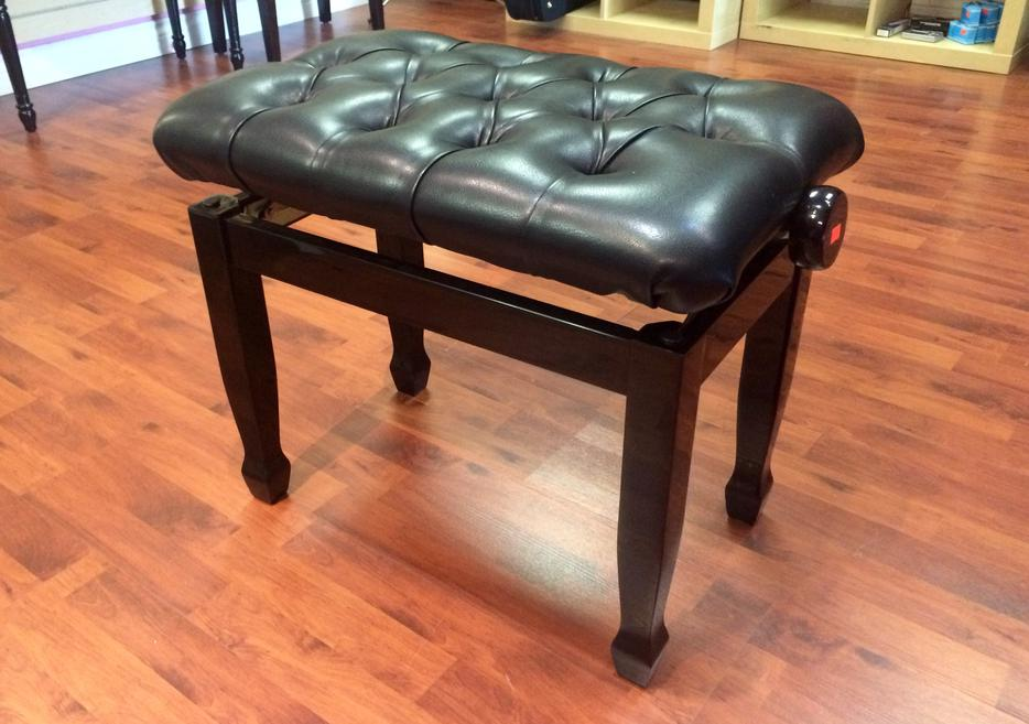 beautiful adjustable leather piano bench north vancouver vancouver mobile. Black Bedroom Furniture Sets. Home Design Ideas