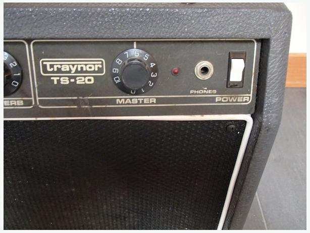 Something similar? vintage traynor amplifiers impudence! think