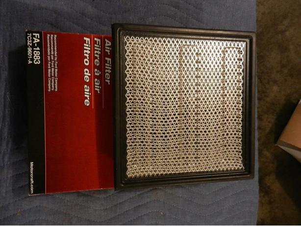 Air Filter for 2012 F-350 gas truck