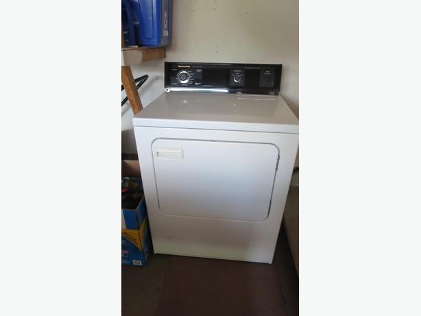 clothes dryer natural gas kitchenaid stittsville