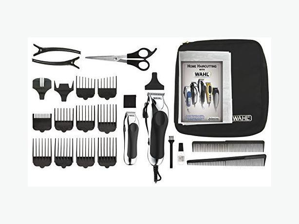 precision wahl usa hair clippers beard trimmers model nac kit cornwall pei. Black Bedroom Furniture Sets. Home Design Ideas