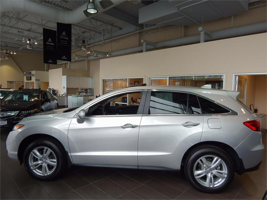 2015 Acura Rdx Tech Pkg Outside Nanaimo Nanaimo