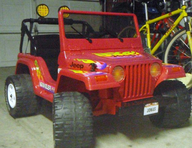 Wanted Power Wheels Jeep Wrangler Body Oak Bay Victoria