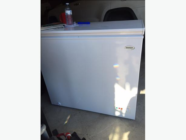 apartment size chest freezer east regina regina