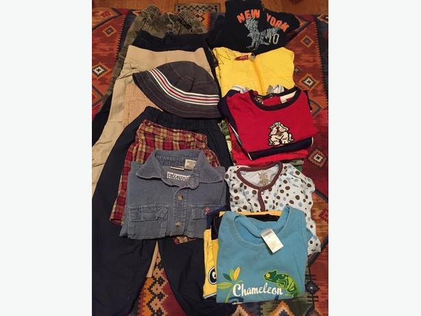 Boys clothes size 2/2t/24mo