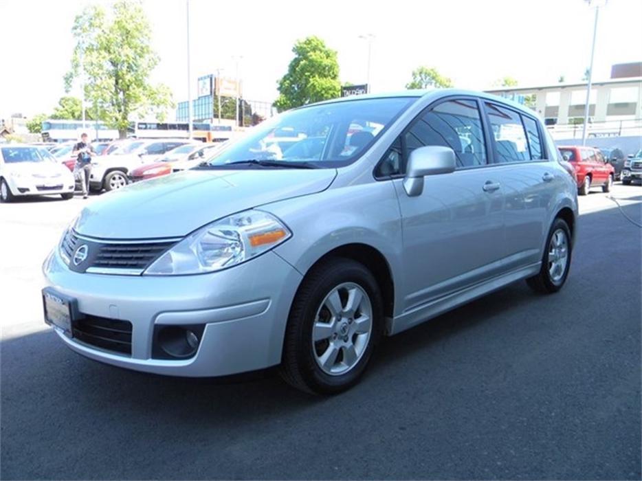 2009 Nissan Versa 1 8 Sl Fe No Accidents Outside Nanaimo