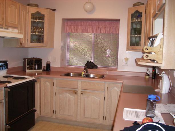Renovation sale saanich victoria for Oak kitchen units for sale