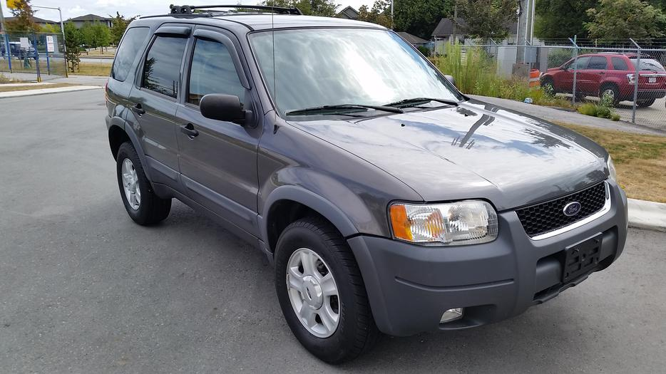 2003 ford escape xlt 4x4 3500 outside victoria. Black Bedroom Furniture Sets. Home Design Ideas