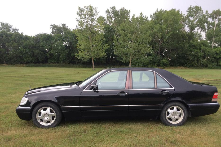 1999 mercedes benz s320 sedan weyburn regina for Mercedes benz bay ridge