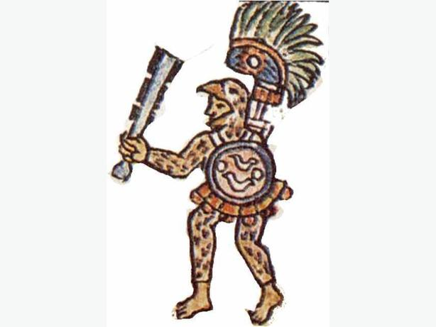 Little Aztec Painting.  A  professional painter, in Qualicum / Parksville