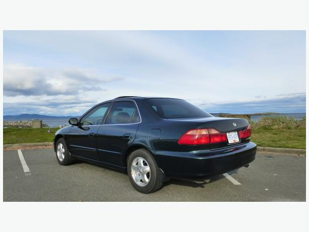 2000 honda accord ex v6 saanich victoria mobile. Black Bedroom Furniture Sets. Home Design Ideas