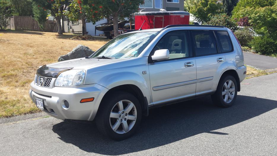 2006 nissan x trail bonavista edition 4wd outside victoria victoria mobile. Black Bedroom Furniture Sets. Home Design Ideas