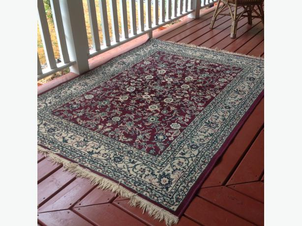Two Rectangular 5x7 Feet Area Rugs Port Alberni Alberni