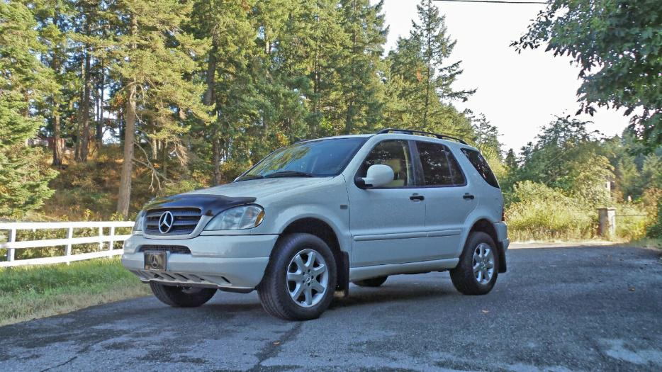 1999 mercedes benz ml430 victoria city victoria for Mercedes benz bay ridge