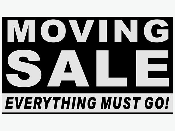Moving Sale Everything Must Go Central Ottawa Inside
