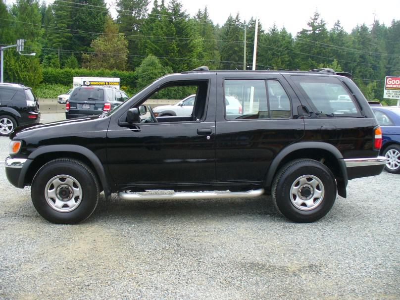 1998 nissan pathfinder chilkoot a c auto very clean. Black Bedroom Furniture Sets. Home Design Ideas
