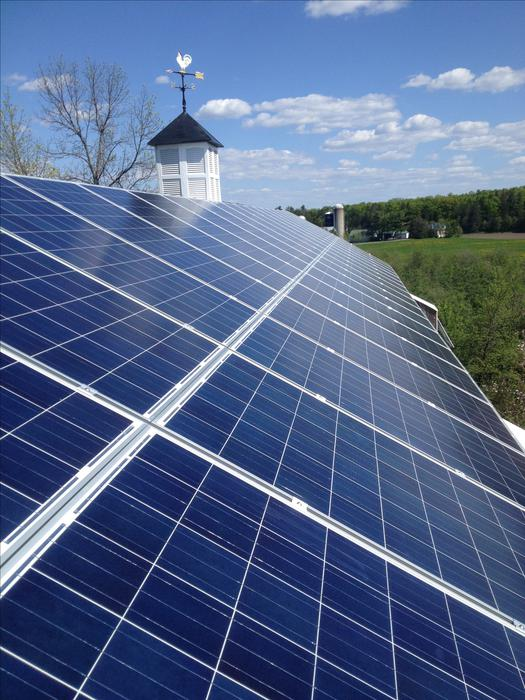 Solar Microfit Systems Get Paid For Your Solar Power