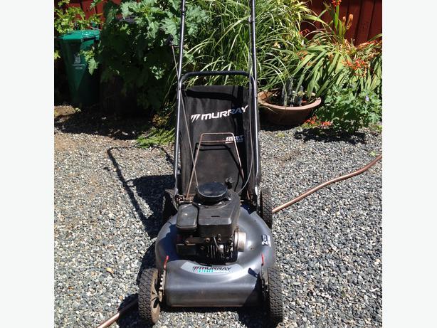 Gas Mulching Or Bag Lawn Mower North Nanaimo Nanaimo