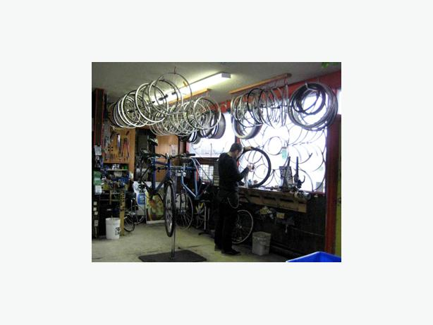 Recyclistas Bike Shop - TUNE-UPS and Repairs FAST