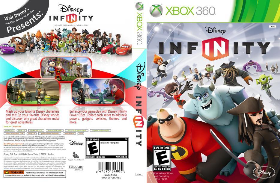 Disney Infinity Starter Pack Xbox 360 Esquimalt Amp View