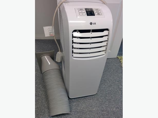 lg 8000 btu portable air conditioner user manual