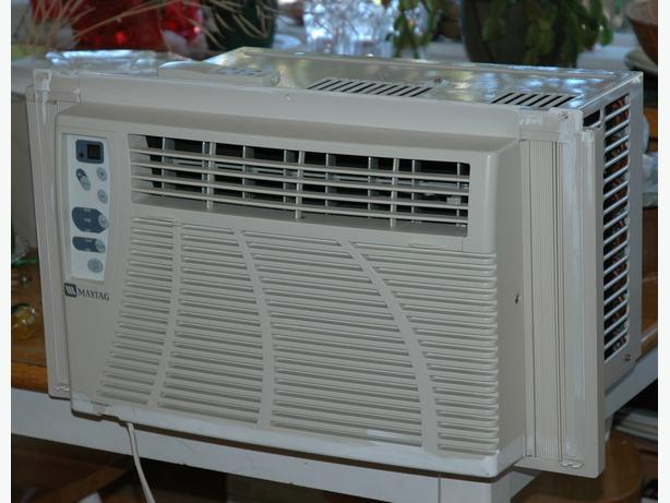 Maytag Window Mounted Air Conditioner Central Saanich