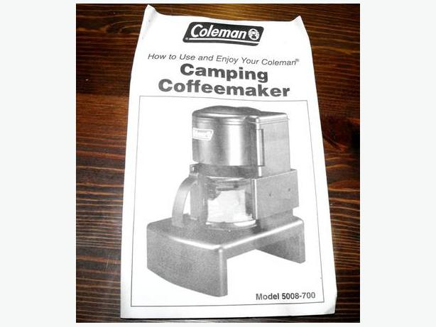 Coleman Drip Coffee Maker for camp stoves (Campbell River) Campbell River, Campbell River