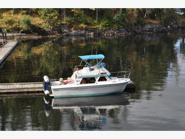 Power Boat For Sale 26 Foot Tollycraft North Saanich