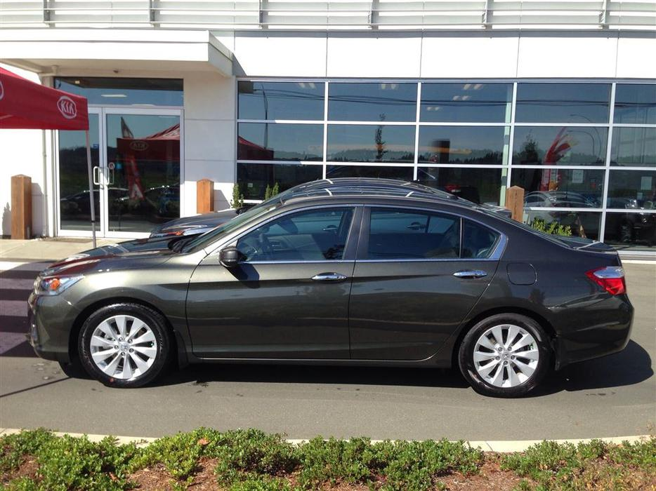 2015 honda accord ex l courtenay comox valley mobile for How many miles does a honda accord last