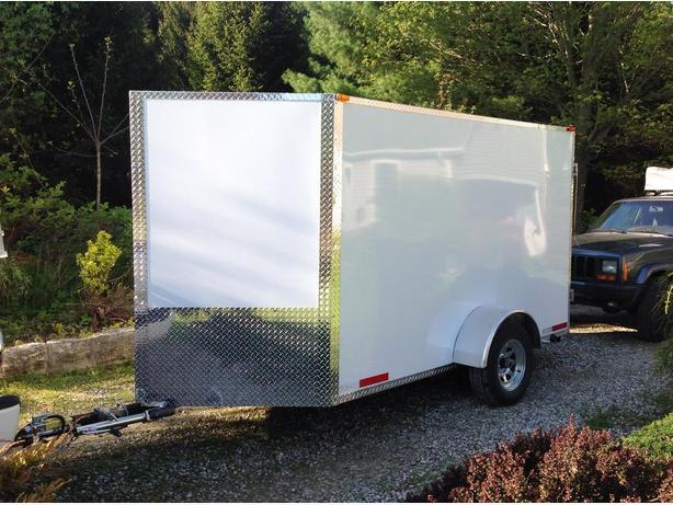 Enclosed Cargo Trailer Saanich Victoria