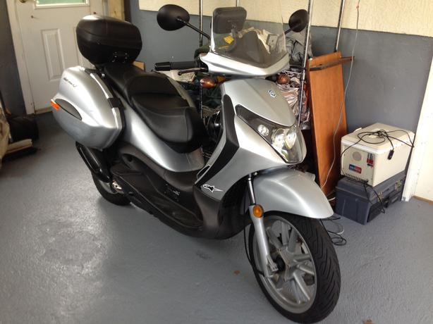 2007 piaggio bv-250 for sale saanich, victoria