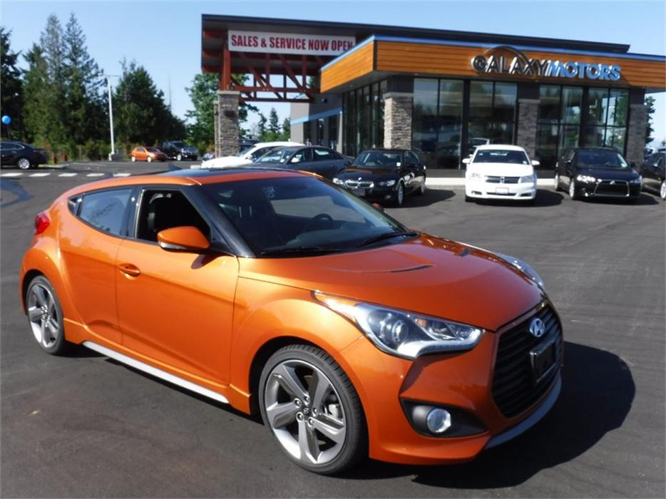 2014 hyundai veloster turbo courtenay comox valley mobile. Black Bedroom Furniture Sets. Home Design Ideas