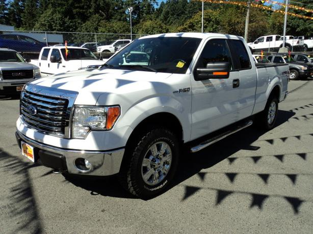 2011 ford f150 xlt supercab 4x4 xtr west shore langford colwood metchosin highlands victoria. Black Bedroom Furniture Sets. Home Design Ideas