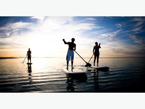 Stand up paddle board fiberglass