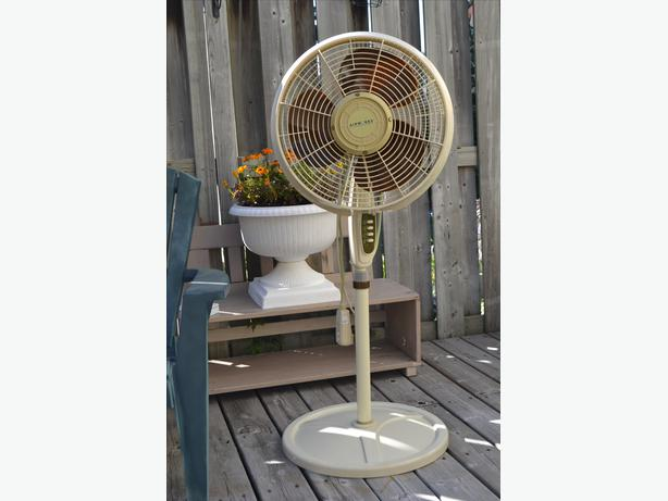Best Outdoor Misting Fan : Quot outdoor misting fan and or indoor pedestal kanata