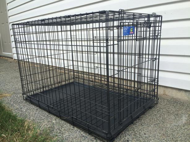 top paw double door dog crates 2