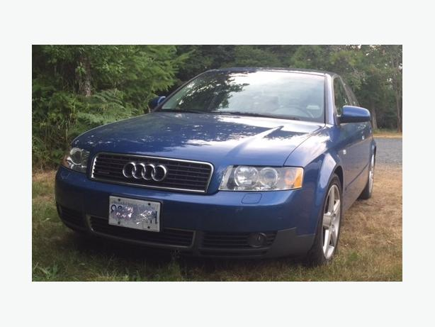 2003 audi a4 quattro awd central nanaimo nanaimo mobile. Black Bedroom Furniture Sets. Home Design Ideas