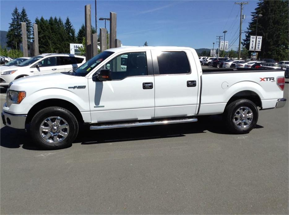 2013 ford f 150 xlt xtr eco boost 3 5 max trailer tow package duncan cowichan mobile. Black Bedroom Furniture Sets. Home Design Ideas