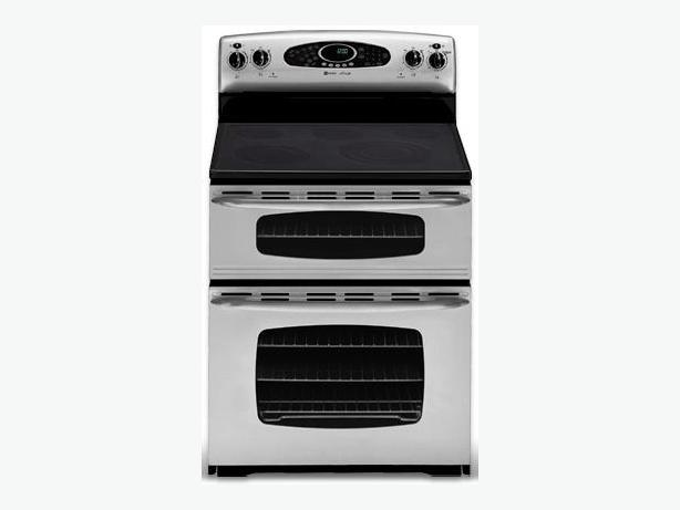 Maytag Gemini Free Standing Double Oven Range West Shore