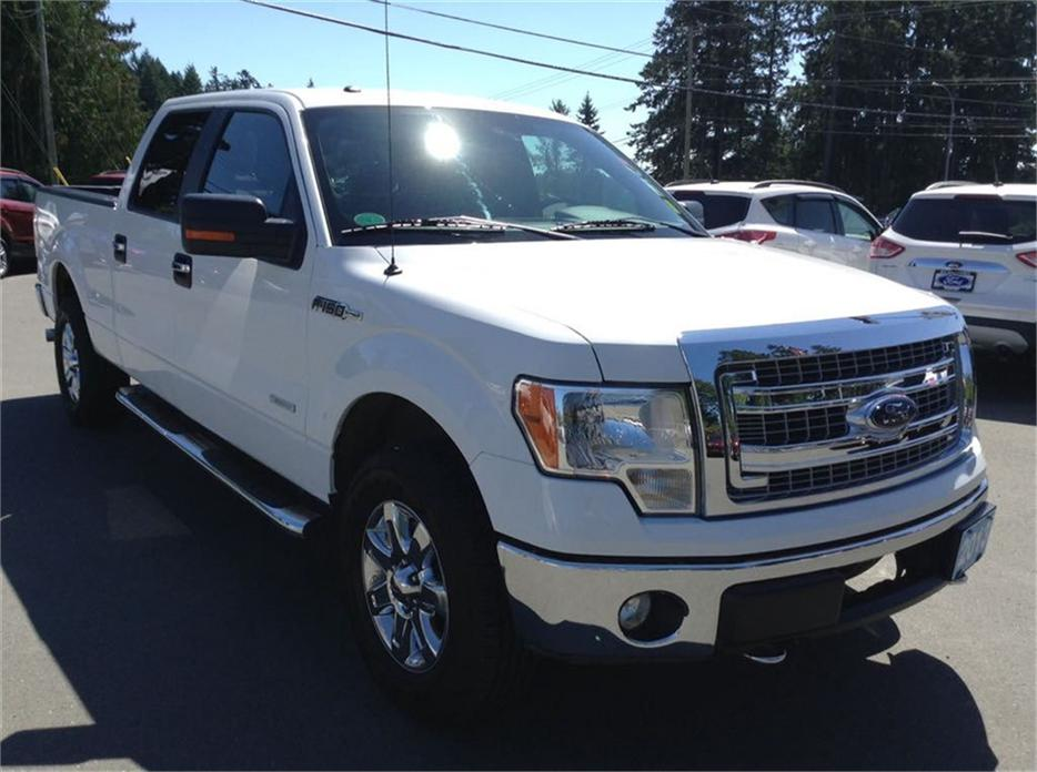 2013 ford f 150 xlt xtr eco boost 3 5 max trailer tow package outside nanaimo nanaimo mobile. Black Bedroom Furniture Sets. Home Design Ideas