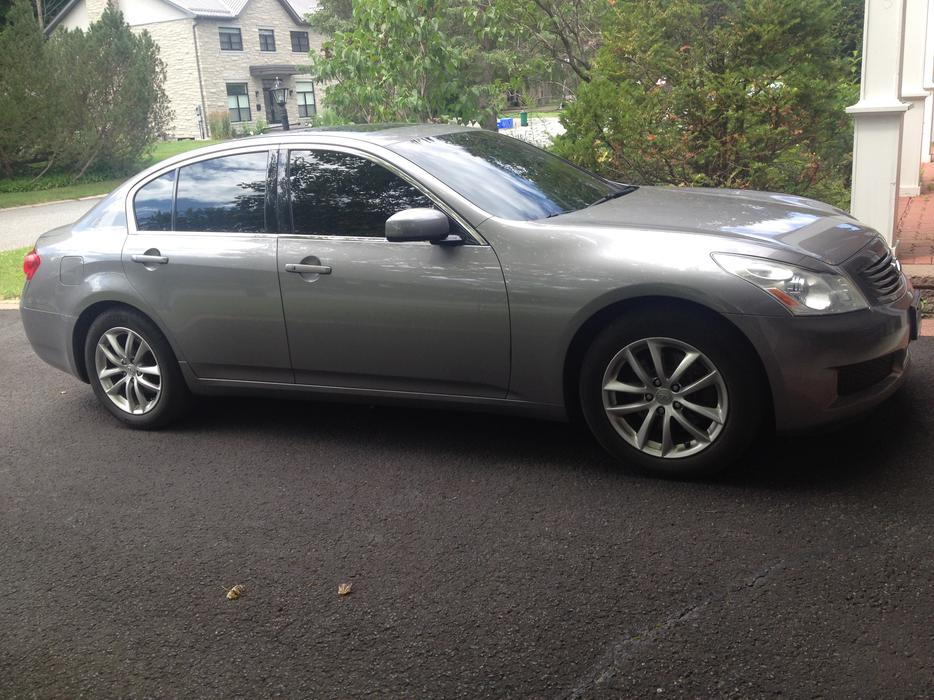 2007 infiniti g35x sedan absolutely fully loaded central. Black Bedroom Furniture Sets. Home Design Ideas