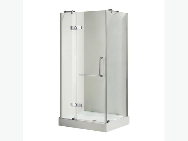 Uberhaus bayonna by ove glass shower door porte de douche en vitre 40 hull sector quebec - Vitre pour douche ...