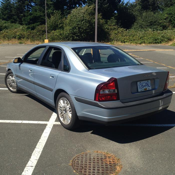 2000 Volvo S80 T6 Outside Nanaimo, Parksville Qualicum Beach - MOBILE