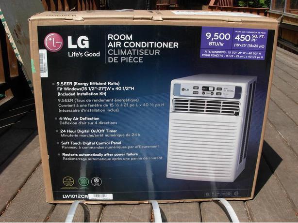 LG 9500 BTU Room Air Conditioner
