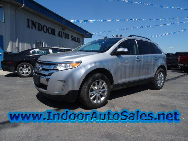 2013 Ford Edge Sel 3 5l 6cyl Awd Indoor Auto Sales