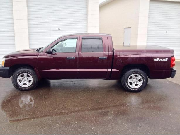 2005 dodge dakota 4x4 quad cab parksville parksville qualicum beach. Black Bedroom Furniture Sets. Home Design Ideas