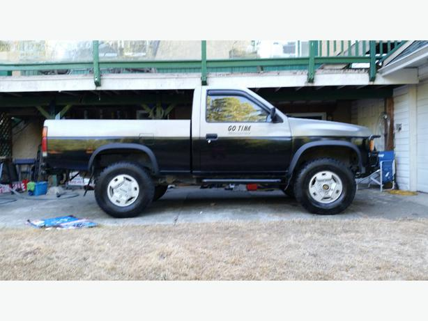 Nissan Truck 4x4 And Parts Chemainus Cowichan