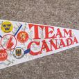 1984 Team Russia SIGNED Canada Cup Pennant